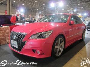 Tokyo Auto Salon 2014 in Makuhari messe pink crown ピンククラウン ピンクラウン