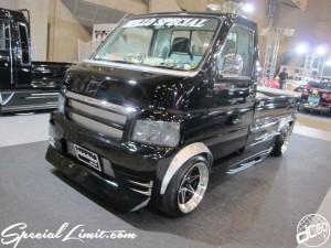 Tokyo Auto Salon 2014 in Makuhari messe