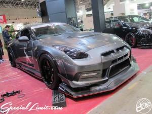Tokyo Auto Salon 2014 in Makuhari messe 東京オートサロン 幕張メッセ GTR ニッサン
