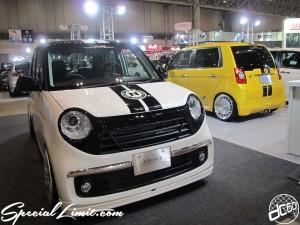Tokyo Auto Salon 2014 in Makuhari messe 東京オートサロン 幕張メッセ honda none ホンダ N-One