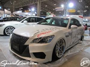 Tokyo Auto Salon 2014 in Makuhari messe 東京オートサロン 幕張メッセ crown クラウン