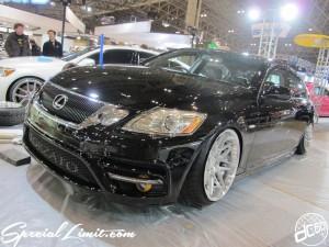 Tokyo Auto Salon 2014 in Makuhari messe 東京オートサロン 幕張メッセ lexus gs レクサス