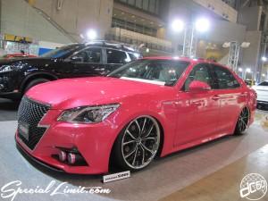 Tokyo Auto Salon 2014 in Makuhari messe pimk crown