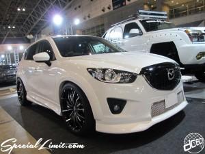 Tokyo Auto Salon 2014 in Makuhari messe 東京オートサロン 幕張メッセ mazda