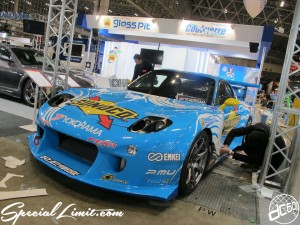 Tokyo Auto Salon 2014 in Makuhari messe 東京オートサロン 幕張メッセ fd3s rx7