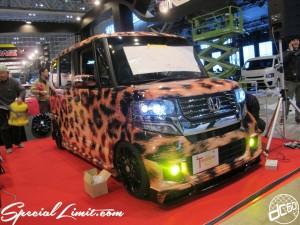 Tokyo Auto Salon 2014 in Makuhari messe 東京オートサロン 幕張メッセ rowen