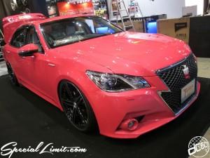 Tokyo Auto Salon 2014 in Makuhari messe 東京オートサロン 幕張メッセ pink crown ピンククラウン ピンクラウン