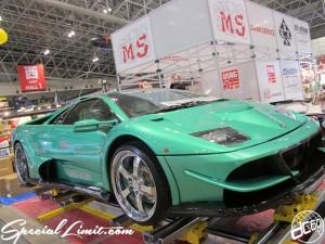 Tokyo Auto Salon 2014 in Makuhari messe 東京オートサロン 幕張メッセ diablo