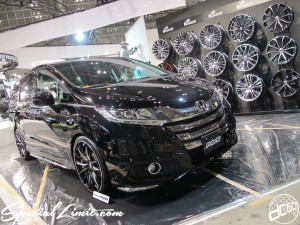 Tokyo Auto Salon 2014 in Makuhari messe 東京オートサロン 幕張メッセ new odyssey