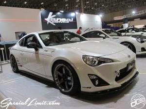 Tokyo Auto Salon 2014 in Makuhari messe 86 brz