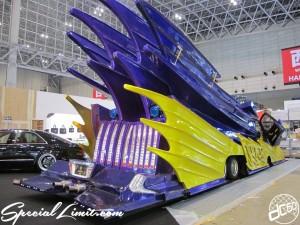 Tokyo Auto Salon 2014 in Makuhari messe 東京オートサロン 幕張メッセ vanning