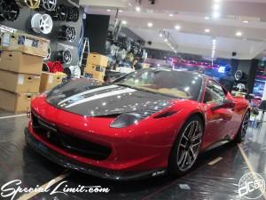 Tokyo Auto Salon 2014 in Makuhari messe 東京オートサロン 幕張メッセ itaria