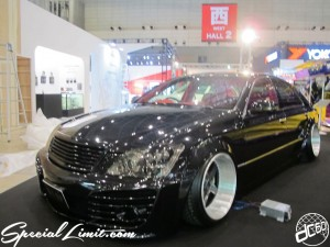 Tokyo Auto Salon 2014 in Makuhari messe 東京オートサロン 幕張メッセ celsior セルシオ