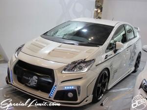 Tokyo Auto Salon 2014 in Makuhari messe 東京オートサロン 幕張メッセ prius 30