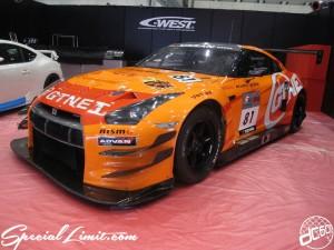 Tokyo Auto Salon 2014 in Makuhari messe 東京オートサロン 幕張メッセ gtr racing