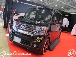 Tokyo Auto Salon 2014 in Makuhari messe 東京オートサロン 幕張メッセ n box custom