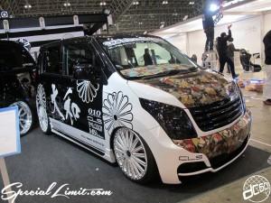 Tokyo Auto Salon 2014 in Makuhari messe 東京オートサロン 幕張メッセ wagon-r ワゴンR