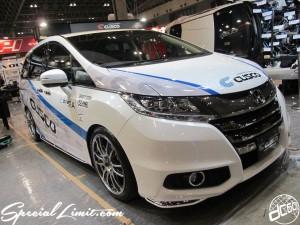 Tokyo Auto Salon 2014 in Makuhari messe 東京オートサロン 幕張メッセ cusco odyssey