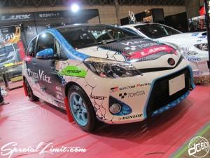 Tokyo Auto Salon 2014 in Makuhari messe 東京オートサロン 幕張メッセ racing