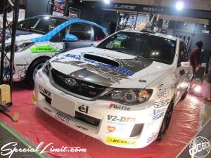 Tokyo Auto Salon 2014 in Makuhari messe 東京オートサロン 幕張メッセ impreza インプレッサ