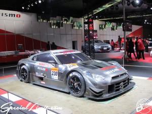 Tokyo Auto Salon 2014 in Makuhari messe 東京オートサロン 幕張メッセ nismo gtr racing ニスモ