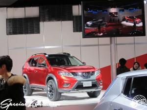 Tokyo Auto Salon 2014 in Makuhari messe 東京オートサロン 幕張メッセ x-trail nismo