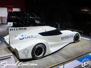 Tokyo Auto Salon 2014 in Makuhari messe 東京オートサロン 幕張メッセ nismo concept