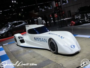 Tokyo Auto Salon 2014 in Makuhari messe 東京オートサロン 幕張メッセ nissan concept