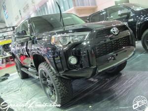 Tokyo Auto Salon 2014 in Makuhari messe 4runner
