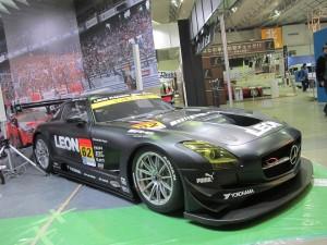 Tokyo Auto Salon 2014 in Makuhari messe AMG SLS 東京オートサロン 幕張メッセ