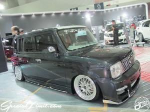 Tokyo Auto Salon 2014 in Makuhari messe 東京オートサロン 幕張メッセ lapin ラパン