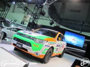 Tokyo Auto Salon 2014 in Makuhari messe 東京オートサロン 幕張メッセ mitsubishi 三菱