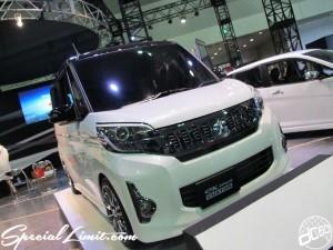 Tokyo Auto Salon 2014 in Makuhari messe 東京オートサロン 幕張メッセ mitsubishi
