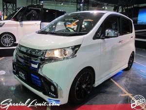 Tokyo Auto Salon 2014 in Makuhari messe 東京オートサロン 幕張メッセ ek custom