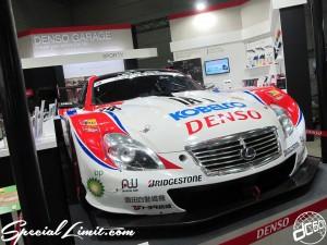 Tokyo Auto Salon 2014 in Makuhari messe 東京オートサロン 幕張メッセ lexus sc racing