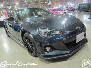 Tokyo Auto Salon 2014 in Makuhari messe 86 brz custom