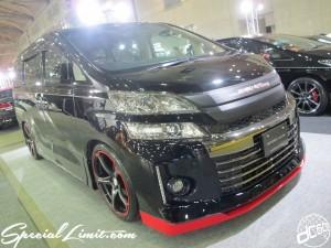 Tokyo Auto Salon 2014 in Makuhari messe custom 東京オートサロン ヴェルファイア