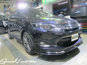 Tokyo Auto Salon 2014 in Makuhari messe 東京オートサロン 幕張メッセ New HARRIER custom