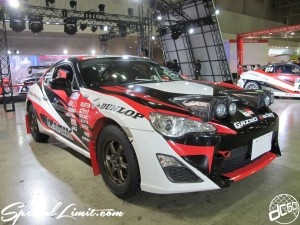 Tokyo Auto Salon 2014 in Makuhari messe custom 東京オートサロン TOYOTA Gazoo Racing トヨタ レーシング 86 brz