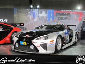 Tokyo Auto Salon 2014 in Makuhari messe custom 東京オートサロン TOYOTA Gazoo Racing トヨタ レーシング LEXUS LFA レクサス