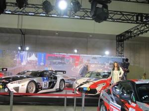 Tokyo Auto Salon 2014 in Makuhari messe lfa racing 東京オートサロン 幕張メッセ