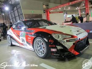 Tokyo Auto Salon 2014 in Makuhari messe custom 東京オートサロン 86 brz racing