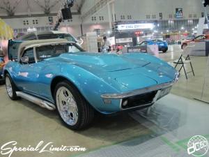 Tokyo Auto Salon 2014 in Makuhari messe custom 東京オートサロン Corvette コルベット アイアンバンパー