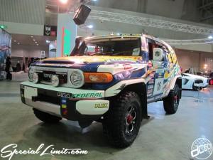 Tokyo Auto Salon 2014 in Makuhari messe custom 東京オートサロン FJ Cruiser FLEX