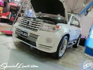 Tokyo Auto Salon 2014 in Makuhari messe custom 東京オートサロン ランドクルーザー Land Cruiser 200 ランクル FLEX