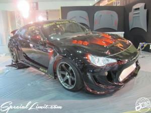 Tokyo Auto Salon 2014 in Makuhari messe custom 東京オートサロン 86 brz