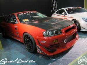 Tokyo Auto Salon 2014 in Makuhari messe custom 東京オートサロン GTR R34
