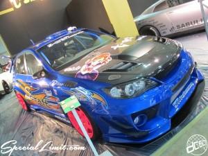 Tokyo Auto Salon 2014 in Makuhari messe custom 東京オートサロン スバル インプレッサ impreza