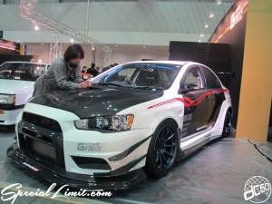 Tokyo Auto Salon 2014 in Makuhari messe custom 東京オートサロン ランサーエボリューション ランエボ 三菱