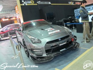 Tokyo Auto Salon 2014 in Makuhari messe custom 東京オートサロン GTR